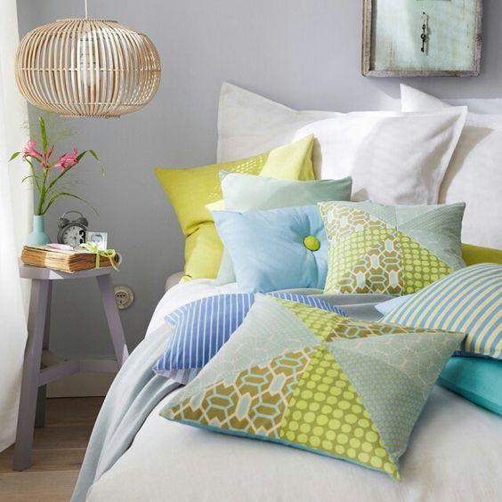 Bom dia! Hoje é dia de renovar sua cama com peças deliciosas e cheias de personalidade! #instabed #instahome #cama #decoração #westwingbr