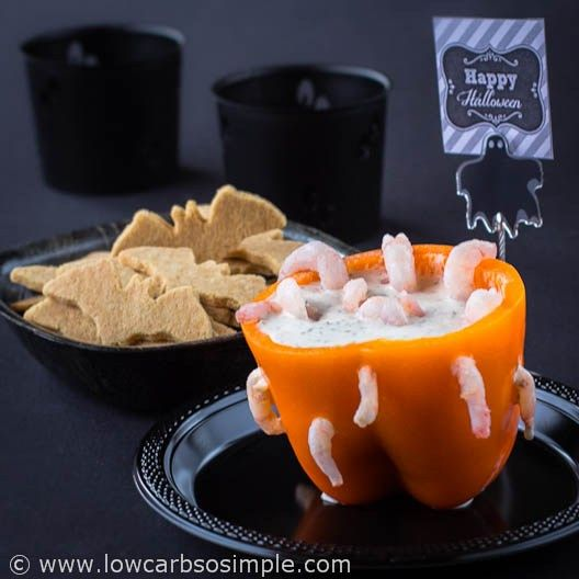 Wormy Dip for Halloween- Dip with Low-Carb Crackers - low carb/low carb  snacks/keto treats/ keto halloween/keto treats for halloween/low carb dessert/ keto snacks/keto dessert for halloween/keto recipes for halloween/Easy keto recipes/keto chocolate/halloween food/creepy halloween food/spooky treats/halloween party food/halloween party ideas/
