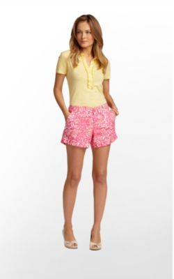 Callahan Short in Shorely Blue Sailors Valentine Mini $64 (w/o 6/24/12) #lillypulitzer #fashion #style
