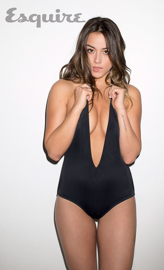Chloe Bennet from Agents of S.H.I.E.L.D.