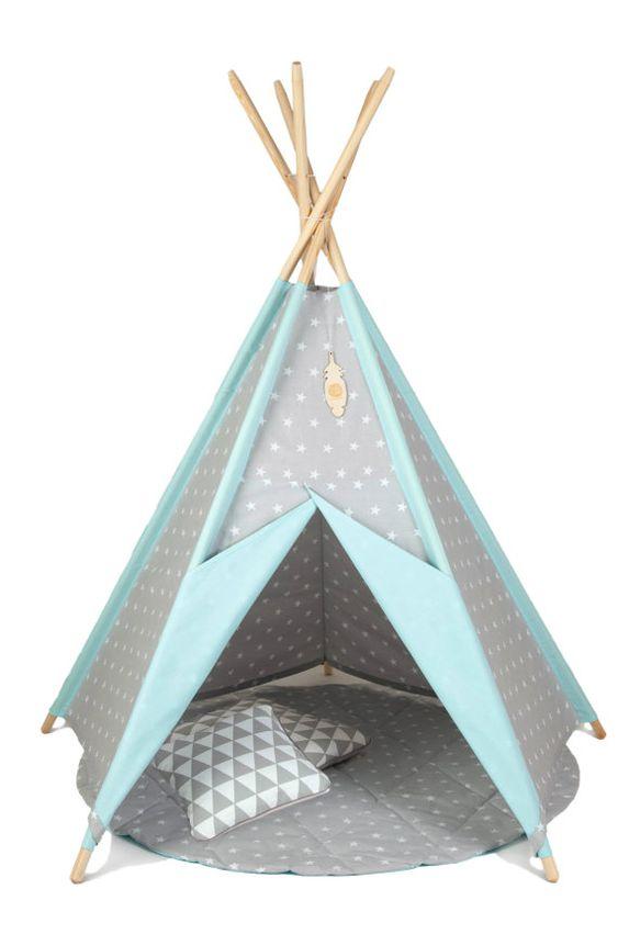 tipi kids play teepee sale tent wigwam zelt tente playtent kids teepee tipi enfant. Black Bedroom Furniture Sets. Home Design Ideas
