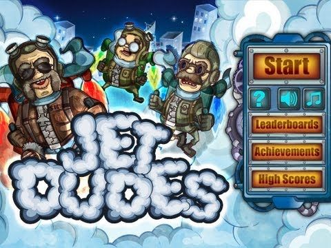 Jet Dudes is a very enjoyable side-scrolling jet flying game!   Ask any questions. ♥ Thanks for watching ♥  Subcribe - http://www.youtube.com/subscription_center?add_user=iGameplay1337  for more gameplay review of games on  Mac, iPhone, iPad, iPod Touch.  More MAC STORE games playlist - http://www.youtube.com/playlist?list=PL8wZKON07iXVgFlTkw8Xi7U0...
