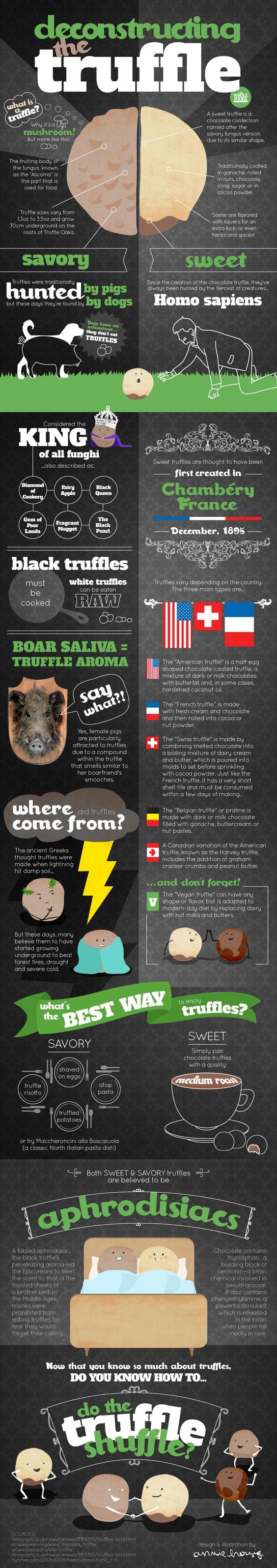 Razor Clam Chowder With Black Truffles Turnips And Thyme