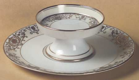 Chip/dip Set (2 Piece) in the 175 pattern by Noritake