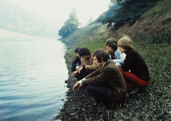 Guy Webster, 'The Rolling Stones, 1965 - By the Lake,' 1965, TASCHEN