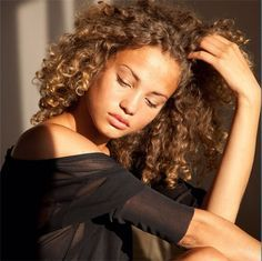 Swell Mixed Girls With Curly Hair Google Search Inspiracao Hair Short Hairstyles Gunalazisus