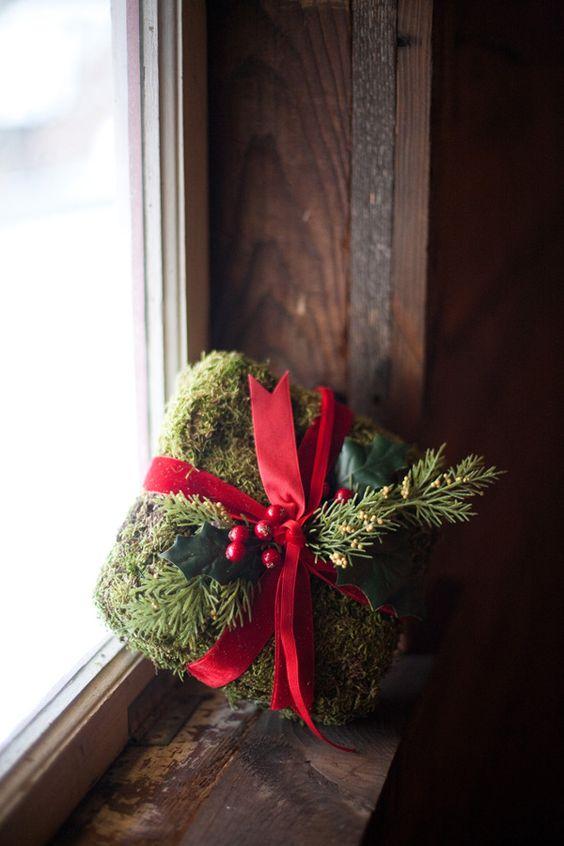 Christmas wedding : portafedi 7