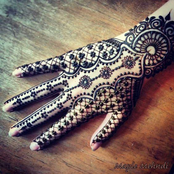 Makeup Of Mehndi : Makeup inspiration mehendi and lace gloves on pinterest