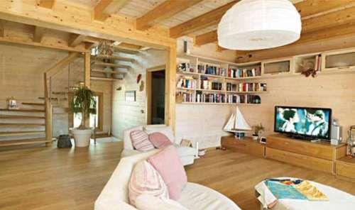 Case in legno: l'aspetto della tua abitazione lo scegli tu - Prime ...