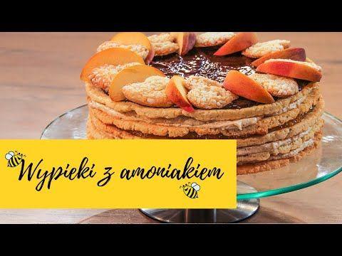 Tort Amoniakowy Ciasteczka Amoniaczki Slodka Kuchnia Pszczolek Youtube Food Breakfast Cereal