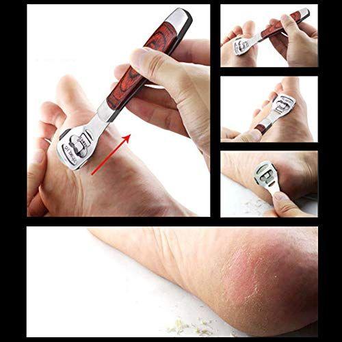 Foot Care Pedicure Callus Shaver Hard Skin Remover Wood Handle Pedicure Callus Shaver Yiitay Https Skincare Bouti Feet Care Hard Skin Remover Callus Shaver
