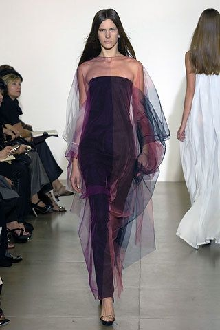 Jil Sander Spring 2008 Ready-to-Wear Fashion Show - Flo Gennaro