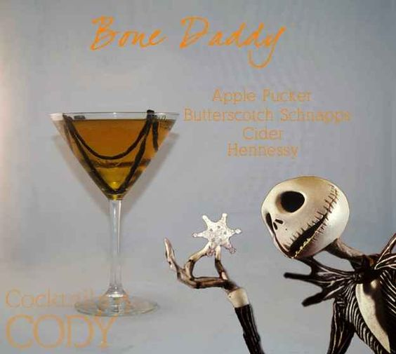 """""""Bone Daddy""""   29 Disney-Themed Cocktails You Need To Try ASAP"""