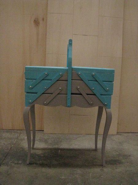 travailleuse mademoiselle fabrique r novation meubles pinterest. Black Bedroom Furniture Sets. Home Design Ideas