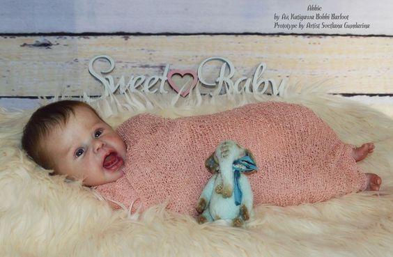 ~Realistic baby, Prototype Abbie by AK Katigawa ~ iiora ~ PRA * ISE ~ #Prototype