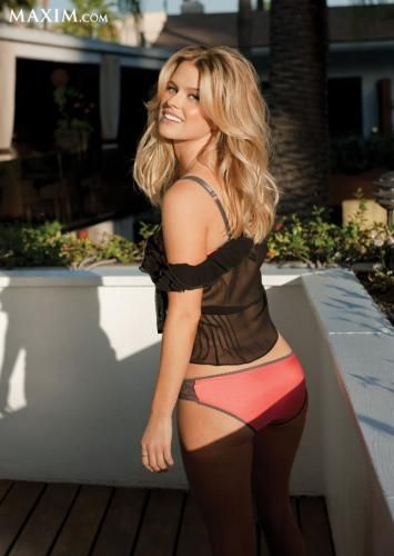 Alice Eve from behind in a sheer black shirt and pink panties | All ...