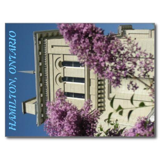 Dundurn Castle, Hamilton, Ontario Postcard #design #stockphoto #Castle #Dundurn #Hamilton #Ontario #gift #HamONT