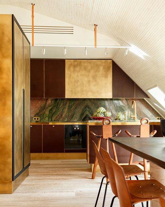 Turbigo Apartment Paris France / Project by @toro.liautard