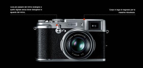 Fujifilm Finepix X100.....want this !!