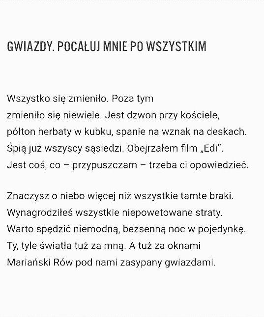Pin By P O U L E R On P O E Z J A Wiersze Madre Slowa Poezja