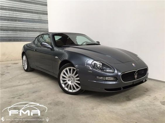 Maserati Coupe GT Cambiocorsa - 1 owner - Perfect condition - 0