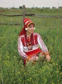 Эрзянский костюм фото