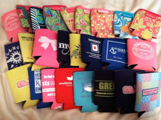 What an amazing coozie collection!