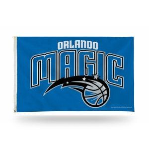 Orlando Magic NBA 3ft x 5ft Banner Flag