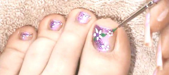 Brillos lila