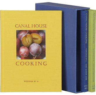 Canal House Cooking Set Volumes 4 6 Crate - Barrel