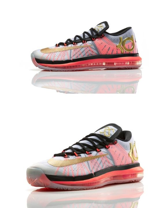 KD 6 Gold Collection