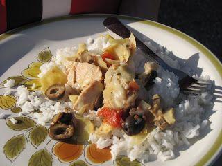 PREPARE TODAY: Prepare Today Homemade- Italian Herbed Chicken