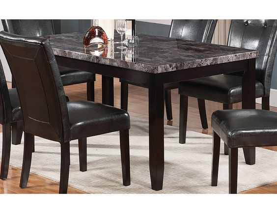 tahoe faux marble dining table tahoegtb the brick dining room pinterest faux marble dining table marble dining tables and bricks