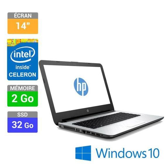 HP Notebook 14-ac101nf pas cher - Les Bons Plans de PetitBuzz ❤