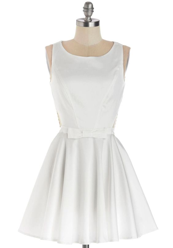 Bridal shower dresses Twists and Classic on Pinterest