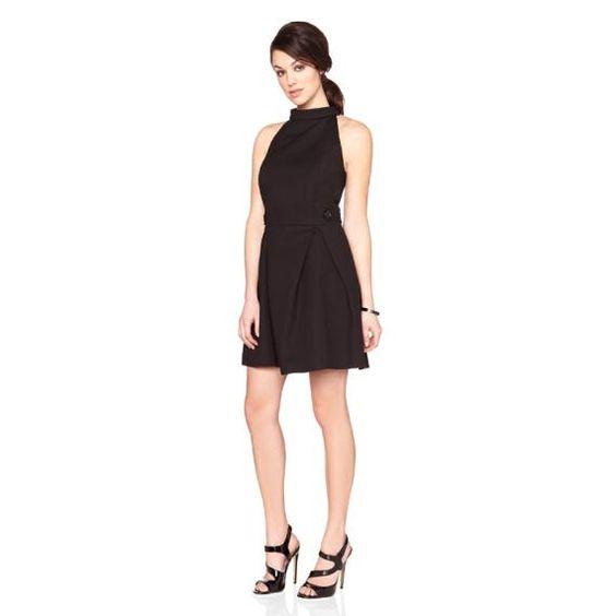 Black Dress (very close to my Graduation dress)
