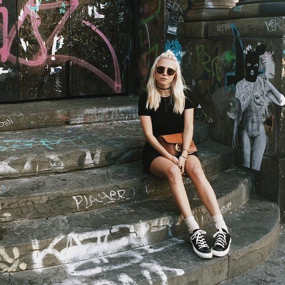 #alwaysjudging #style #blondie #nyc