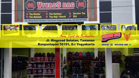 pesan tas seminar dari Vivass Bag