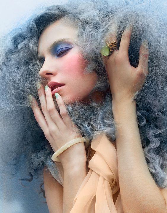 Beauty School Dropout | Masha Z | Michael David Adams #photography