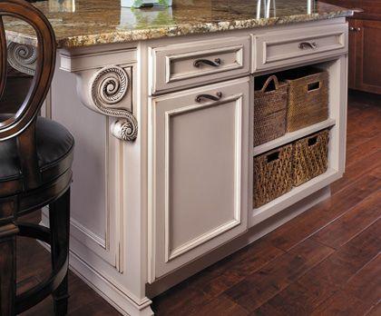 Custom Kitchen Cabinets - StarMark Cabinetry in Harbor