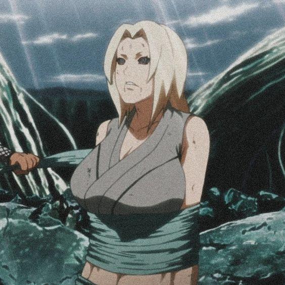 Naruto shippuden tsunade