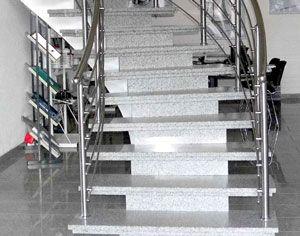 Treppenbelag Treppenstufen Padang Cristallo
