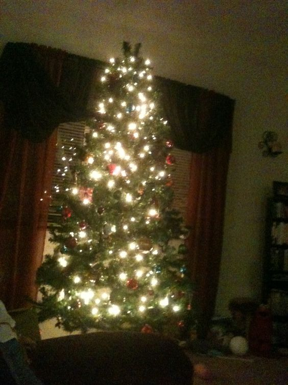 My tree it needs a topper