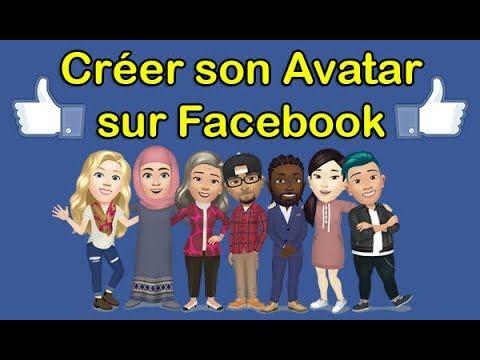 Comment Creer Un Avatar Sur Facebook Gratuit Et Personnalise Avatar Facebook Gratuit Comment Creer
