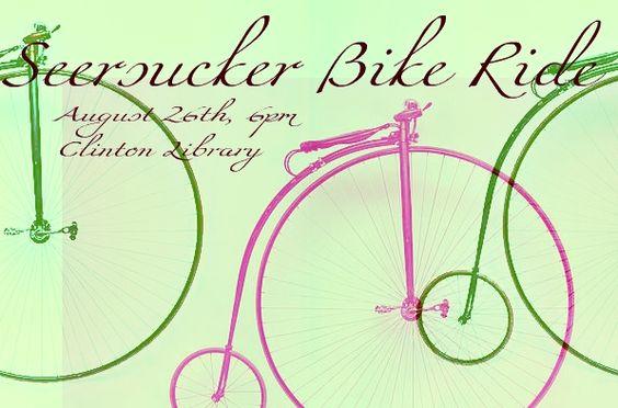 Seersucker Bike Ride!