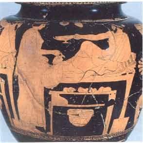 Ancient greeks liked ancient greek food art pinterest for Ancient greek cuisine