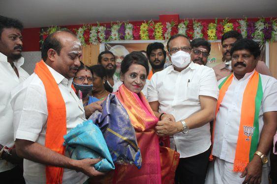 BJP Medical Wing had organised a Free Medical Camp