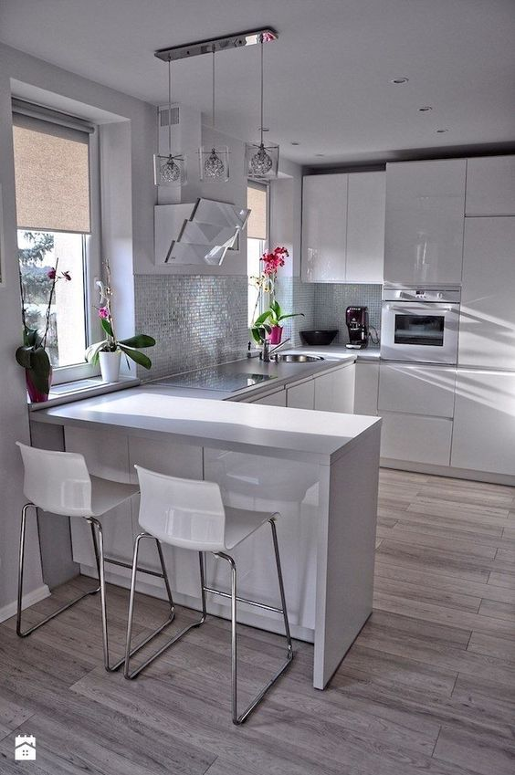 Trending Kitchen Decor Grey