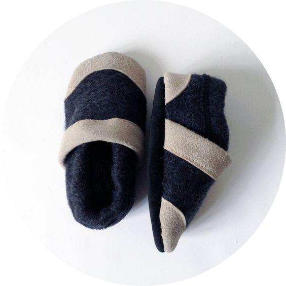 Kinder Schuhe // Gr.18 bis 25 // beige-grau // Lauflernschuhe // Lederschuhe// upcycled von JIMMIWOW auf Etsy