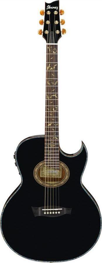 Ibanez EP10 BP Euphoria Steve Vai Signature Acoustic-Electric Guitar